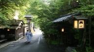 구로카와에서 한 여름 온천 즐겨볼까