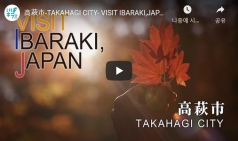 이바라키 랜선여행⑩-다카하기 가을 브이로그